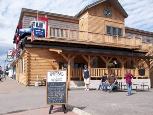 American Loggers Restaurant - greta food and drinks in the Katahdin region.