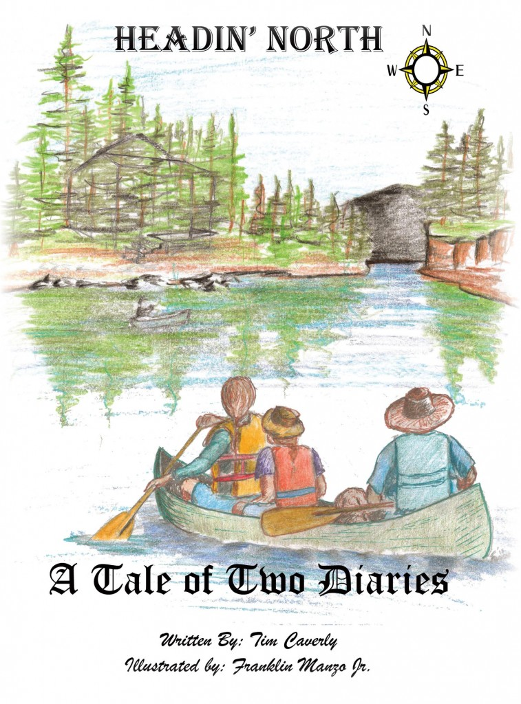 Books about Mount Katahdin and the Allagash River Waterway.