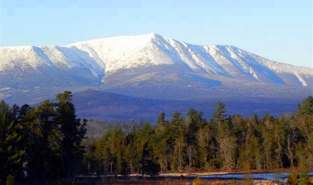 Mount Katahdin video from National Geographic Television.