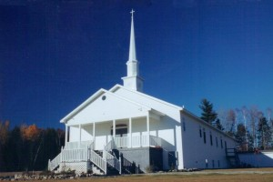Baptist faith - Tri-Town Church in East Millinocket Maine.