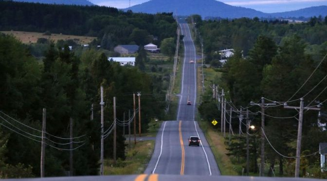 Maine Governor to allow road signs pointing out national monument