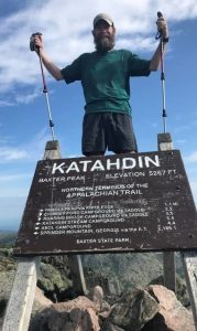 Memories of beautiful views and scenery will always be with Adams County resident Ron Birt, who recently completed a 2,200 mile trek of the Appalachian Trail. (Provided photo)